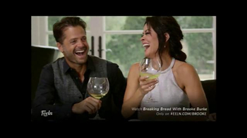 Feeln TV Spot, 'Breaking Bread With Brooke Burke' - Thumbnail 4
