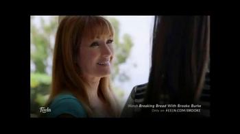 Feeln TV Spot, 'Breaking Bread With Brooke Burke' - Thumbnail 5