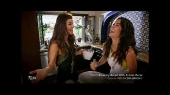Feeln TV Spot, 'Breaking Bread With Brooke Burke' - Thumbnail 7