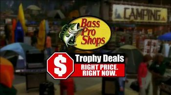Bass Pro Shops Trophy Deals TV Spot, 'Buck Lure and Ladder Stand' - Thumbnail 2