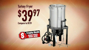 Bass Pro Shops Trophy Deals TV Spot, 'Turkey Fryer' - Thumbnail 7