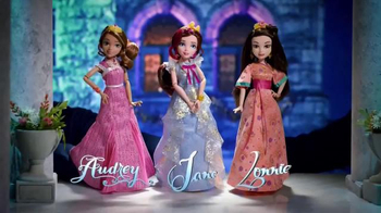 Disney Descendants Coronation Dolls TV Spot, 'Baddest of Them All' - Thumbnail 4
