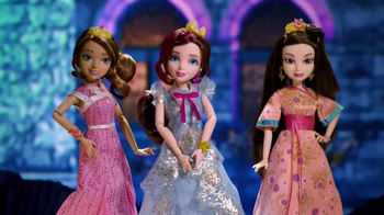 Disney Descendants Coronation Dolls TV Spot, 'Baddest of Them All' - Thumbnail 5