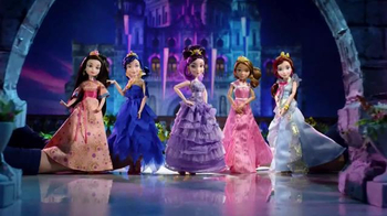 Disney Descendants Coronation Dolls TV Spot, 'Baddest of Them All' - Thumbnail 7