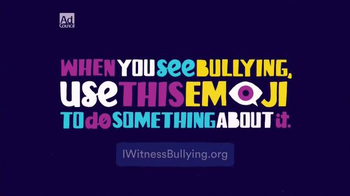 I Am a Witness TV Spot, 'Bullying: Do Something' - Thumbnail 5