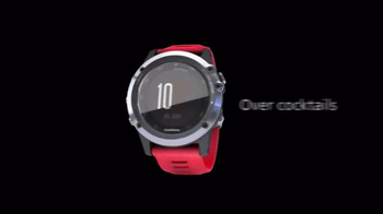 Garmin Fitness Fenix 3 TV Spot, 'Under Water' - Thumbnail 6