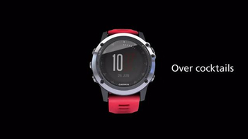 Garmin Fitness Fenix 3 TV Spot, 'Under Water' - Thumbnail 7