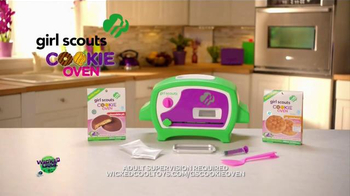Girl Scouts Cookie Oven TV Spot, 'Thin Mint Cookies' - Thumbnail 9