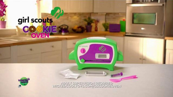 Girl Scouts Cookie Oven TV Spot, 'Thin Mint Cookies' - Thumbnail 8