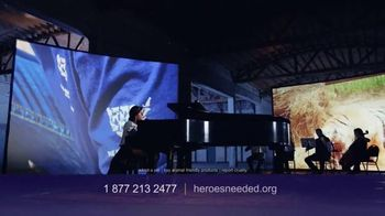 Humane Society TV Spot, 'Be a Hero' Featuring Christina Grimmie