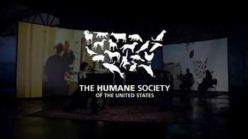 Humane Society TV Spot, 'Be a Hero' Featuring Christina Grimmie - Thumbnail 1