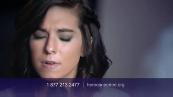 Humane Society TV Spot, 'Be a Hero' Featuring Christina Grimmie - Thumbnail 10