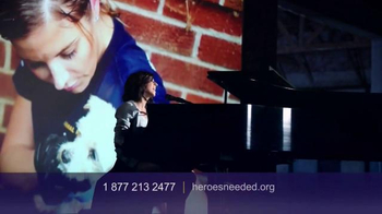Humane Society TV Spot, 'Be a Hero' Featuring Christina Grimmie - Thumbnail 4