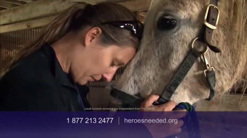 Humane Society TV Spot, 'Be a Hero' Featuring Christina Grimmie - Thumbnail 6