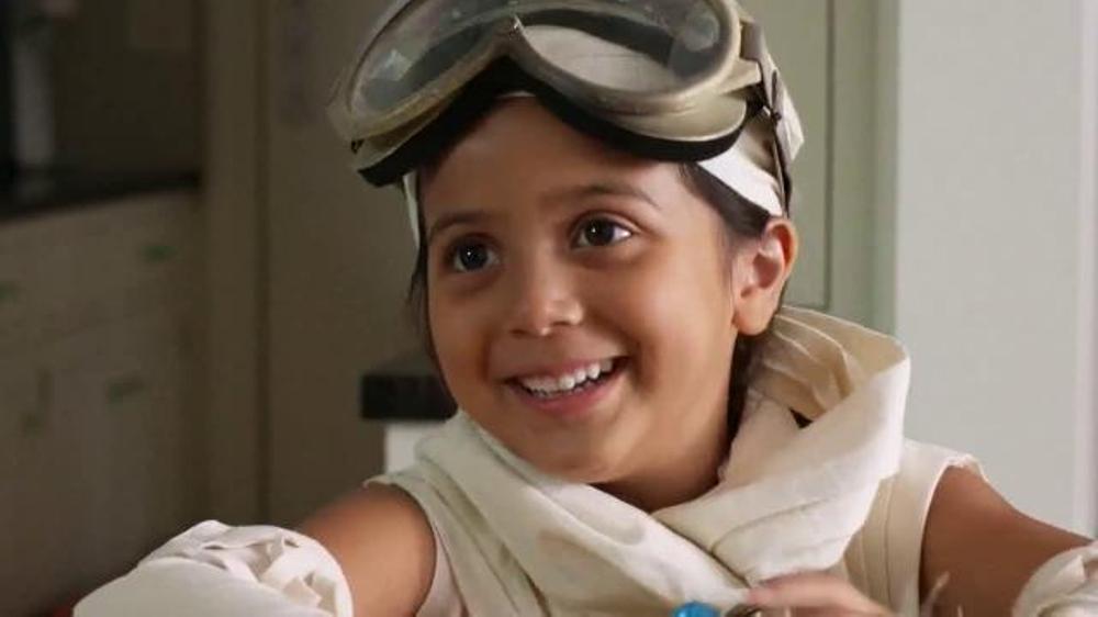 General Mills TV Commercial, 'Star Wars: The Force Awakens: Mind Trick'