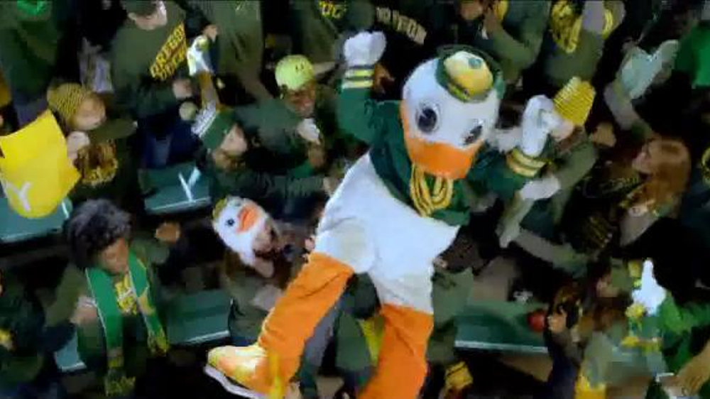 Taco Bell 2015 College Football Playoff TV Commercial, 'Live Mas Student Section'