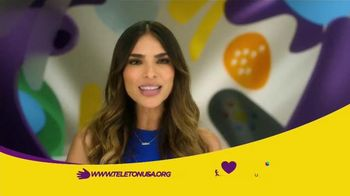 Teletón USA TV Spot, 'Llegó el momento de actuar por los niños' [Spanish] - 24 commercial airings