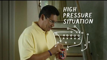 USAA TV Spot, 'Coach Ron Rivera Takes Risks: Shake It Up' - 165 commercial airings