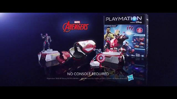 Playmation Marvel Avengers TV Spot, 'Armor Up' - Thumbnail 9