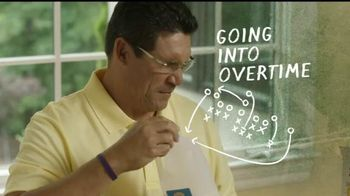 USAA TV Spot, 'Coach Ron Rivera Takes Risks: Bad Date' - 164 commercial airings