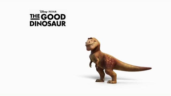 The Good Dinosaur Action Figures TV Spot, 'Galloping Butch' - Thumbnail 1
