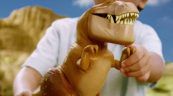 The Good Dinosaur Action Figures TV Spot, 'Galloping Butch'