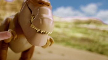 The Good Dinosaur Action Figures TV Spot, 'Galloping Butch' - Thumbnail 4