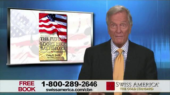Swiss America TV Spot, 'I've Seen the Future' Featuring Pat Boone - 9 commercial airings