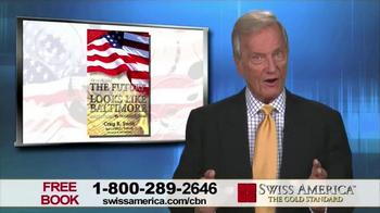 Swiss America TV Spot, 'I've Seen the Future' Featuring Pat Boone - Thumbnail 3