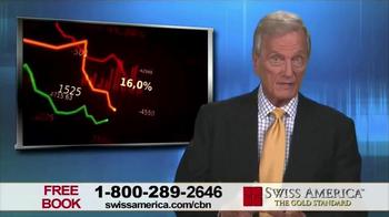 Swiss America TV Spot, 'I've Seen the Future' Featuring Pat Boone - Thumbnail 4