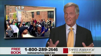 Swiss America TV Spot, 'I've Seen the Future' Featuring Pat Boone - Thumbnail 8