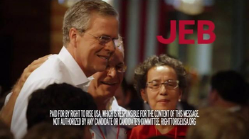 Right to Rise USA TV Spot, 'Doer' Featuring Jeb Bush - Thumbnail 10
