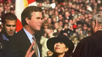 Right to Rise USA TV Spot, \'Doer\' Featuring Jeb Bush