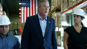 Right to Rise USA TV Spot, 'Doer' Featuring Jeb Bush - Thumbnail 9