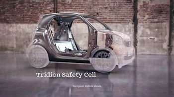 2016 smart fortwo TV Spot, 'Safety' - Thumbnail 2