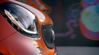 2016 smart fortwo TV Spot, 'Safety' - Thumbnail 3