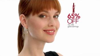 Macy's Super Saturday Sale TV Spot, 'Gold Earrings and Designer Shirts' - Thumbnail 2