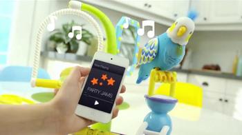 Little Live Pets Cleverkeet TV Spot, 'Super Smart Pet Bird'