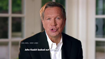 New Day for America TV Spot, 'Us' Featuring John Kasich