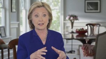 Hillary for America TV Spot, 'Stretched'