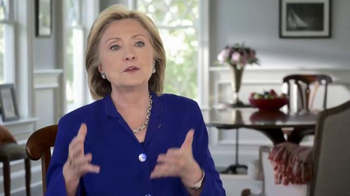 Hillary for America TV Spot, 'Get Ahead'