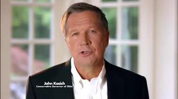 New Day for America TV Spot, \'Balancing the Budget\' Featuring John Kasich