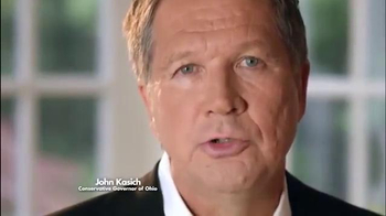 New Day for America TV Spot, 'Balancing the Budget' Featuring John Kasich - Thumbnail 3