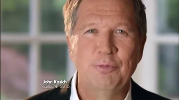 New Day for America TV Spot, 'Balancing the Budget' Featuring John Kasich - Thumbnail 6