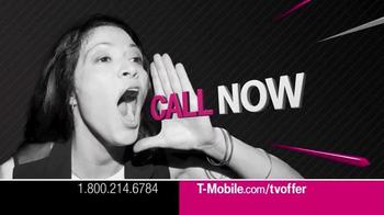 T-Mobile TV Spot, 'TV Offer' - 136 commercial airings