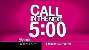 T-Mobile TV Spot, 'TV Offer' - Thumbnail 7