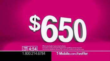 T-Mobile TV Spot, 'TV Offer' - Thumbnail 8