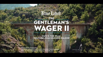 Johnnie Walker Blue Label TV Spot, 'The Gentleman's Wager II' Ft. Jude Law - Thumbnail 8