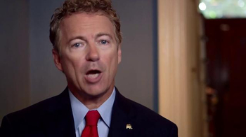 Rand Paul for President TV Spot, 'Real Conservative' - Thumbnail 1