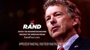 Rand Paul for President TV Spot, 'Real Conservative' - Thumbnail 8